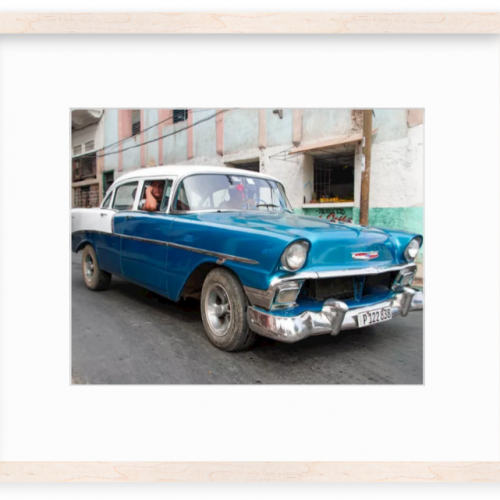 """Cuba Chevy #1 """"10 Years In The Making"""""""