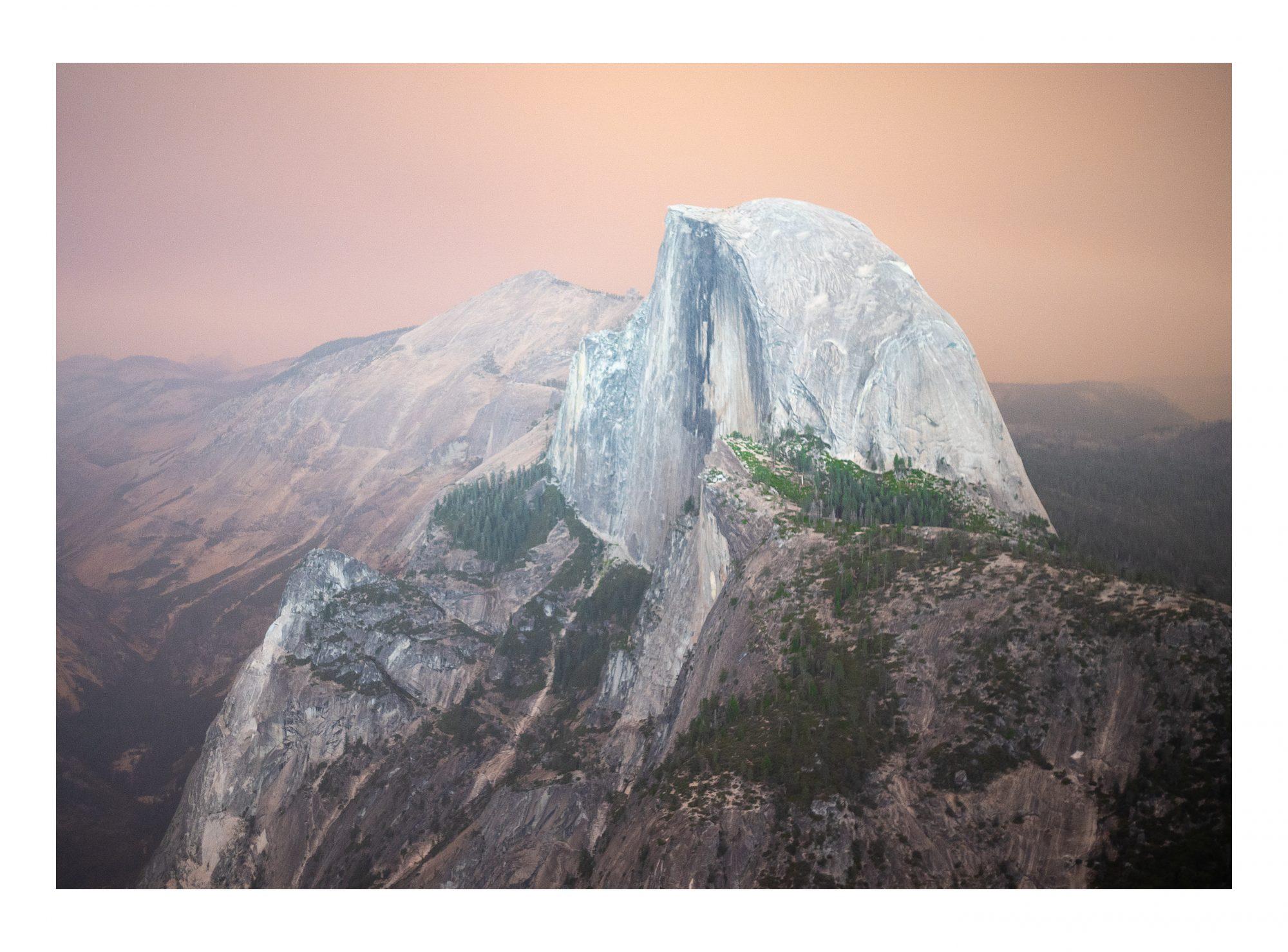 Half Dome Photography